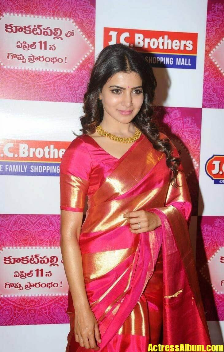 Samantha Latest HD Stills
