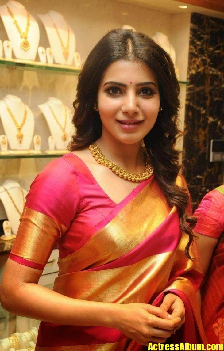 Actress Samantha Latest Gallery