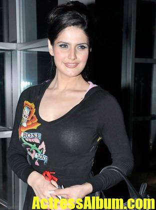 ACTRESS ZARINE KHAN LATEST PHOTOSHOOT PICS
