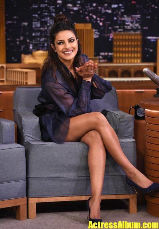 Priyanka Chopra At NYC