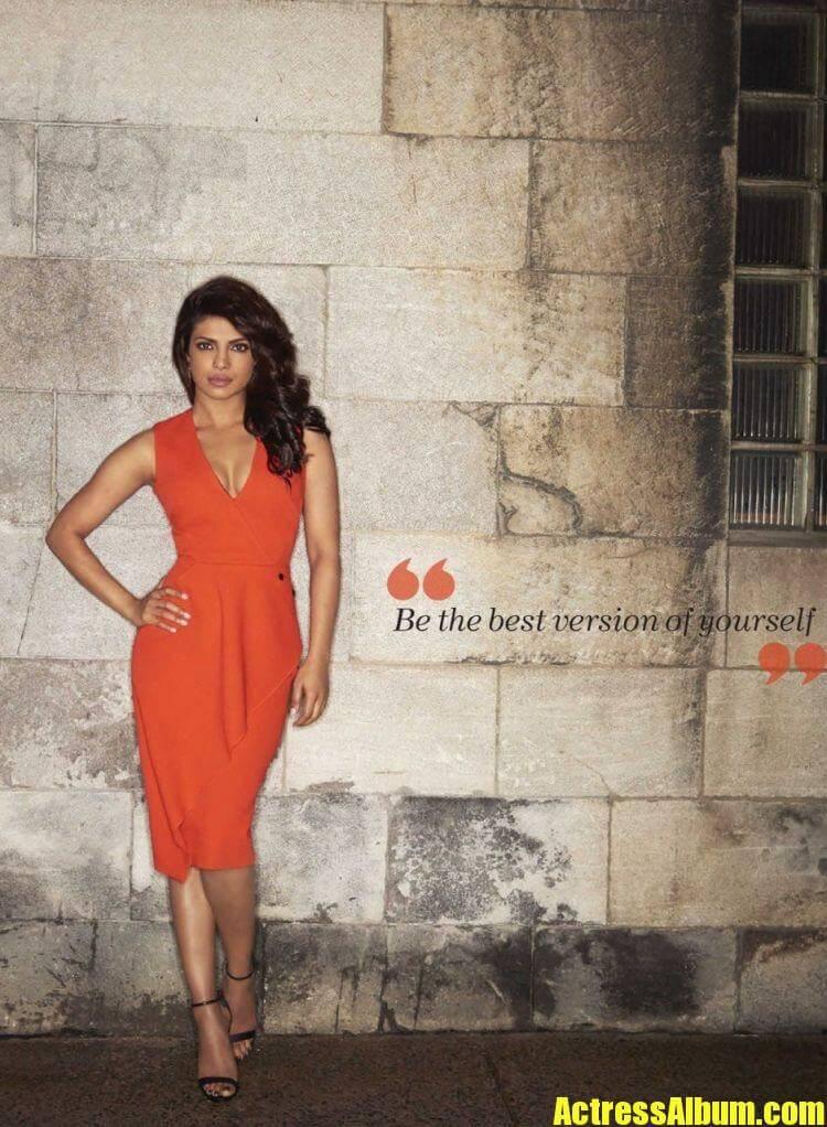 Priyanka Chopra At Man Magazine