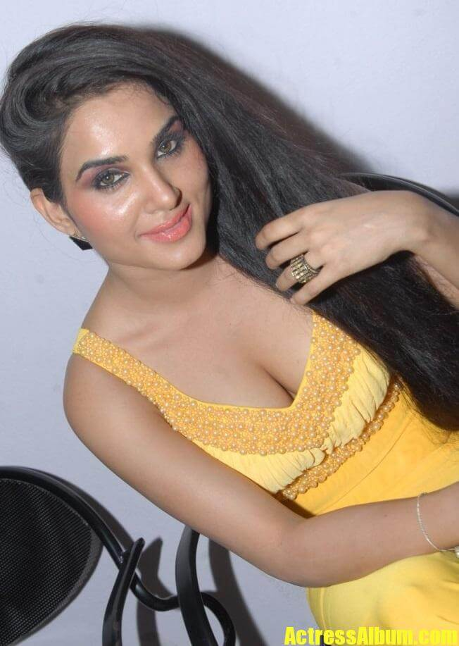 South Indian Actress Kavya Singh Hot Sexy Expose Pics -9238
