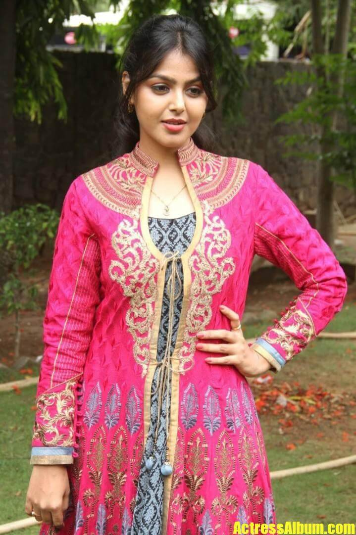 Beautiful Gujarati Girl Monal Gajjar Photos In Orange