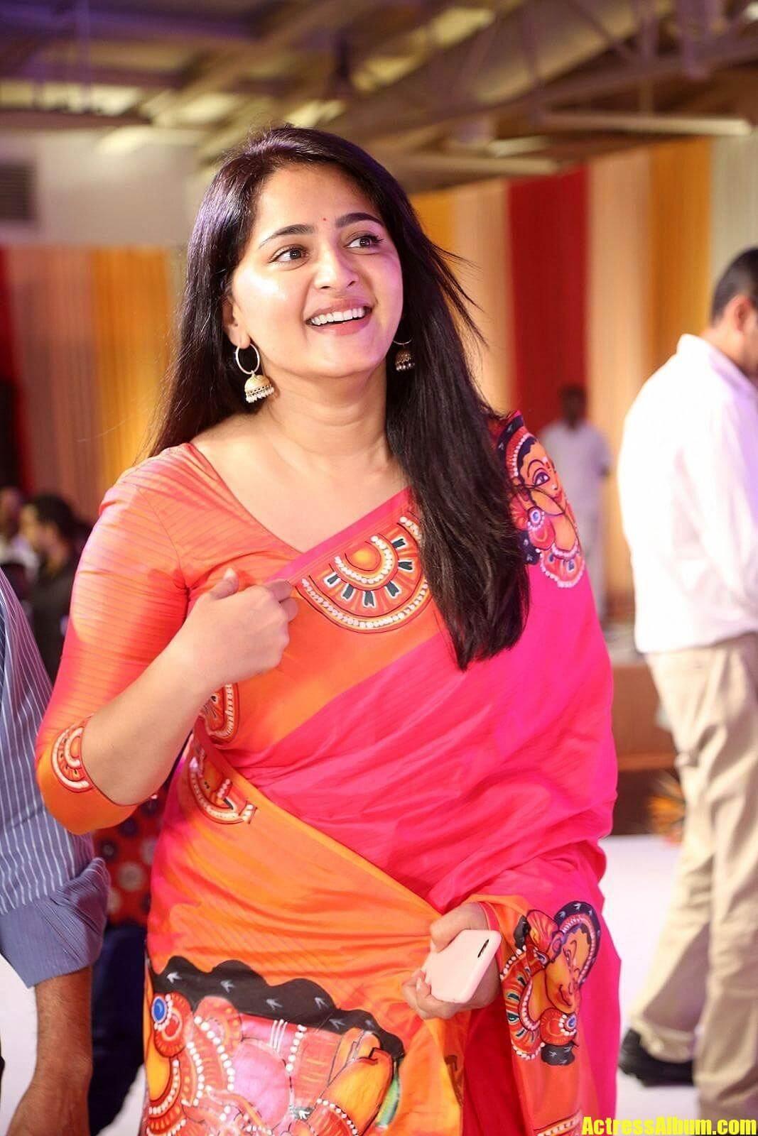 Anushka At Shyam Prasad Reddy Daughter Wedding Photos