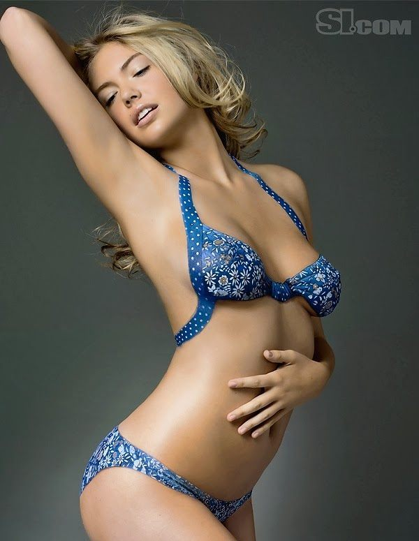 11 kate upton body paint 11 - Kate Upton Hot & Sexy Photoshoot in Bikini -Near nude Pictures in HD