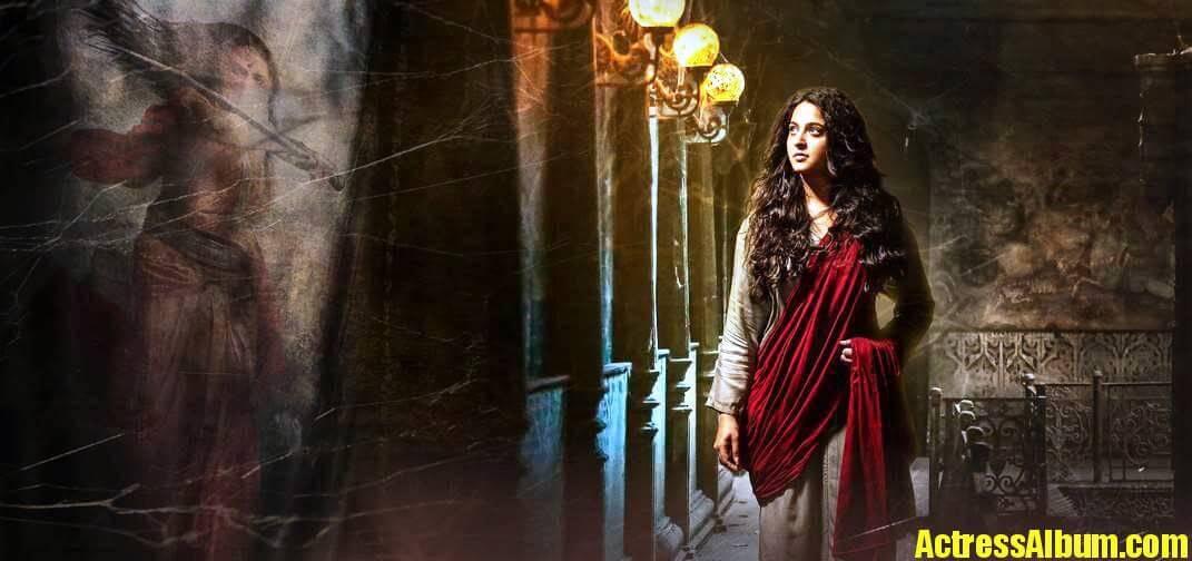 Anushka Shetty Bhaagamathie Movie Wallpapers