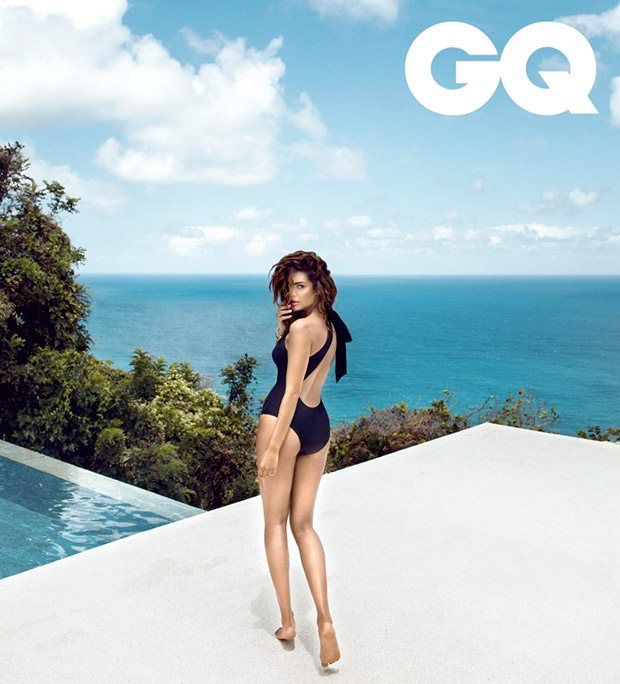 HOT Sultry siren Esha Gupta is photoshoot for GQ - Esha Gupta most Sexiest Photos-Bikiniwear Pictures-Hot Hd Wallpapers