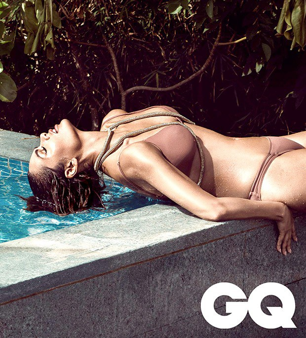 HOT Sultry siren breaking the Internet with her sexy bikini photoshoot for GQ - Esha Gupta most Sexiest Photos-Bikiniwear Pictures-Hot Hd Wallpapers