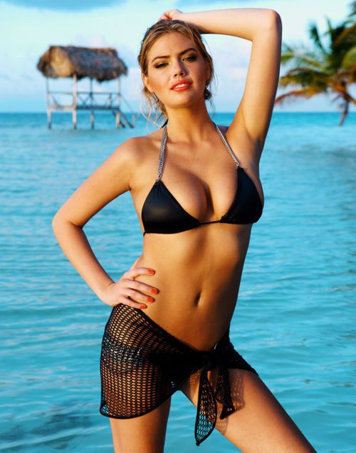 Kate Upton sexiest Bikini pictures HD photoshoot 17 - Kate Upton Hot & Sexy Photoshoot in Bikini -Near nude Pictures in HD