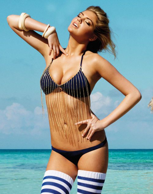 Kate Upton sexiest Bikini pictures HD photoshoot 18 - Kate Upton Hot & Sexy Photoshoot in Bikini -Near nude Pictures in HD