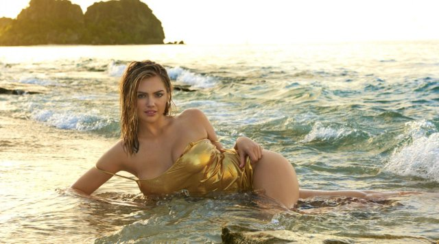 Kate Upton sexiest Bikini pictures HD photoshoot 3 - Kate Upton Hot & Sexy Photoshoot in Bikini -Near nude Pictures in HD