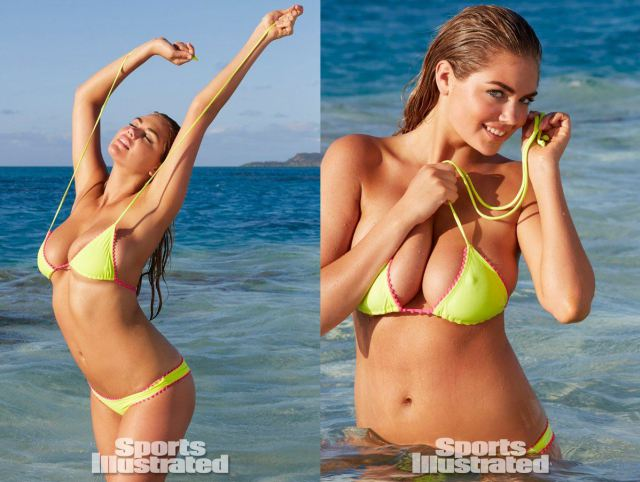 Kate Upton sexiest Bikini pictures HD photoshoot 35 - Kate Upton Hot & Sexy Photoshoot in Bikini -Near nude Pictures in HD
