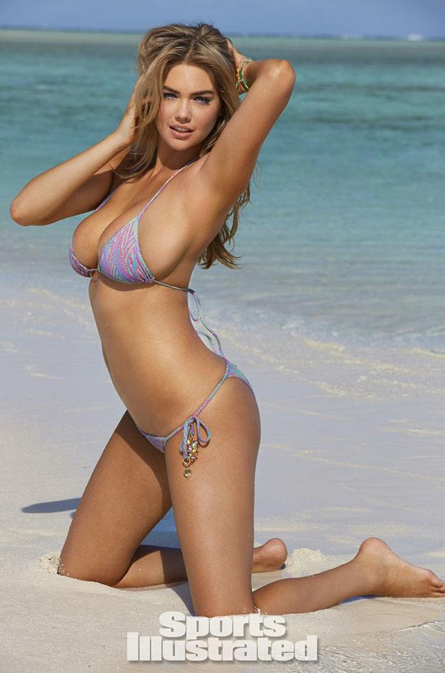 Kate Upton sexiest Bikini pictures HD photoshoot 4 - Kate Upton Hot & Sexy Photoshoot in Bikini -Near nude Pictures in HD