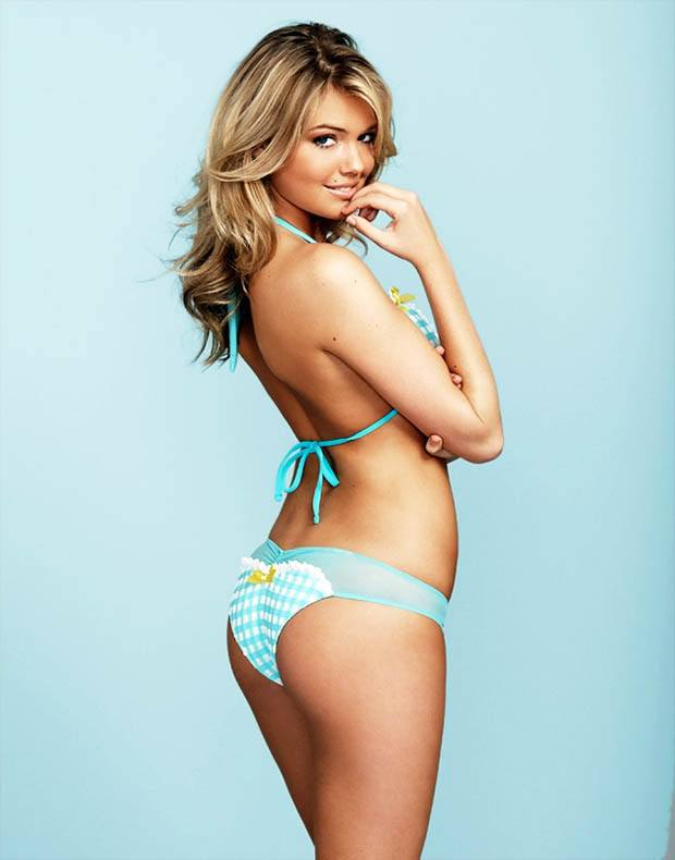 Kate Upton sexiest Bikini pictures HD photoshoot 49 - Kate Upton Hot & Sexy Photoshoot in Bikini -Near nude Pictures in HD