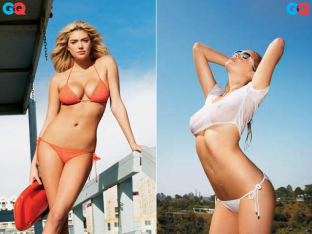 Kate Upton sexiest Bikini pictures HD photoshoot 53 - Kate Upton Hot & Sexy Photoshoot in Bikini -Near nude Pictures in HD