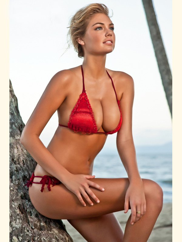 Kate Upton sexiest Bikini pictures HD photoshoot 56 - Kate Upton Hot & Sexy Photoshoot in Bikini -Near nude Pictures in HD