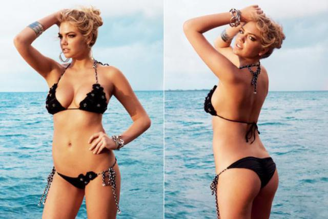 Kate Upton sexiest Bikini pictures HD photoshoot 6 - Kate Upton Hot & Sexy Photoshoot in Bikini -Near nude Pictures in HD