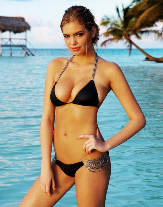 Kate Upton 15 - Kate Upton Hot & Sexy Photoshoot in Bikini -Near nude Pictures in HD
