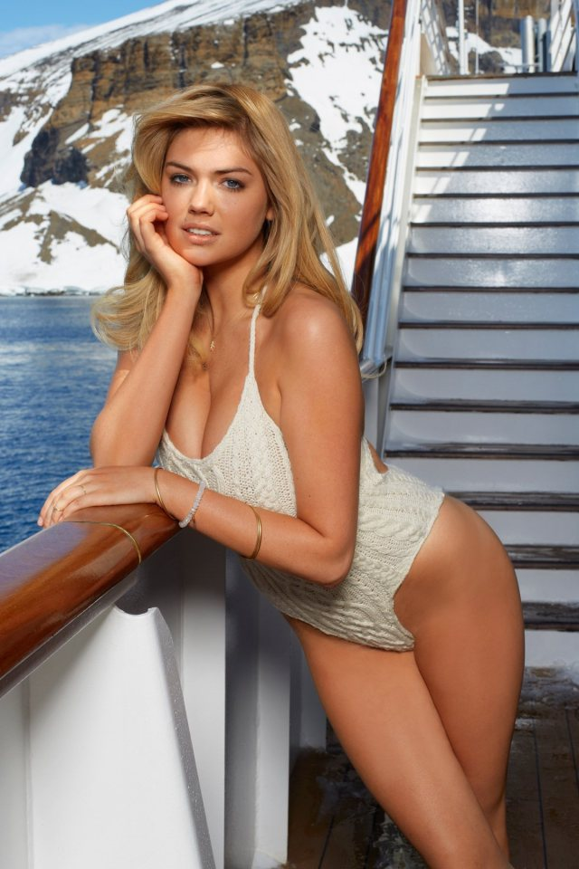 kate upton antarctica youtube swimsuit model 1034184326 - Kate Upton Hot & Sexy Photoshoot in Bikini -Near nude Pictures in HD