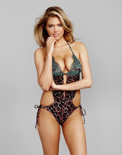 kate upton bikini swim 21 - Kate Upton Hot & Sexy Photoshoot in Bikini -Near nude Pictures in HD