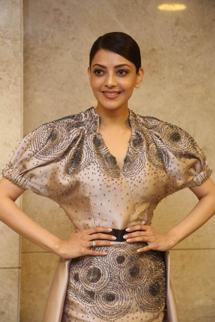 Kajal Aggarwal At Movie Event