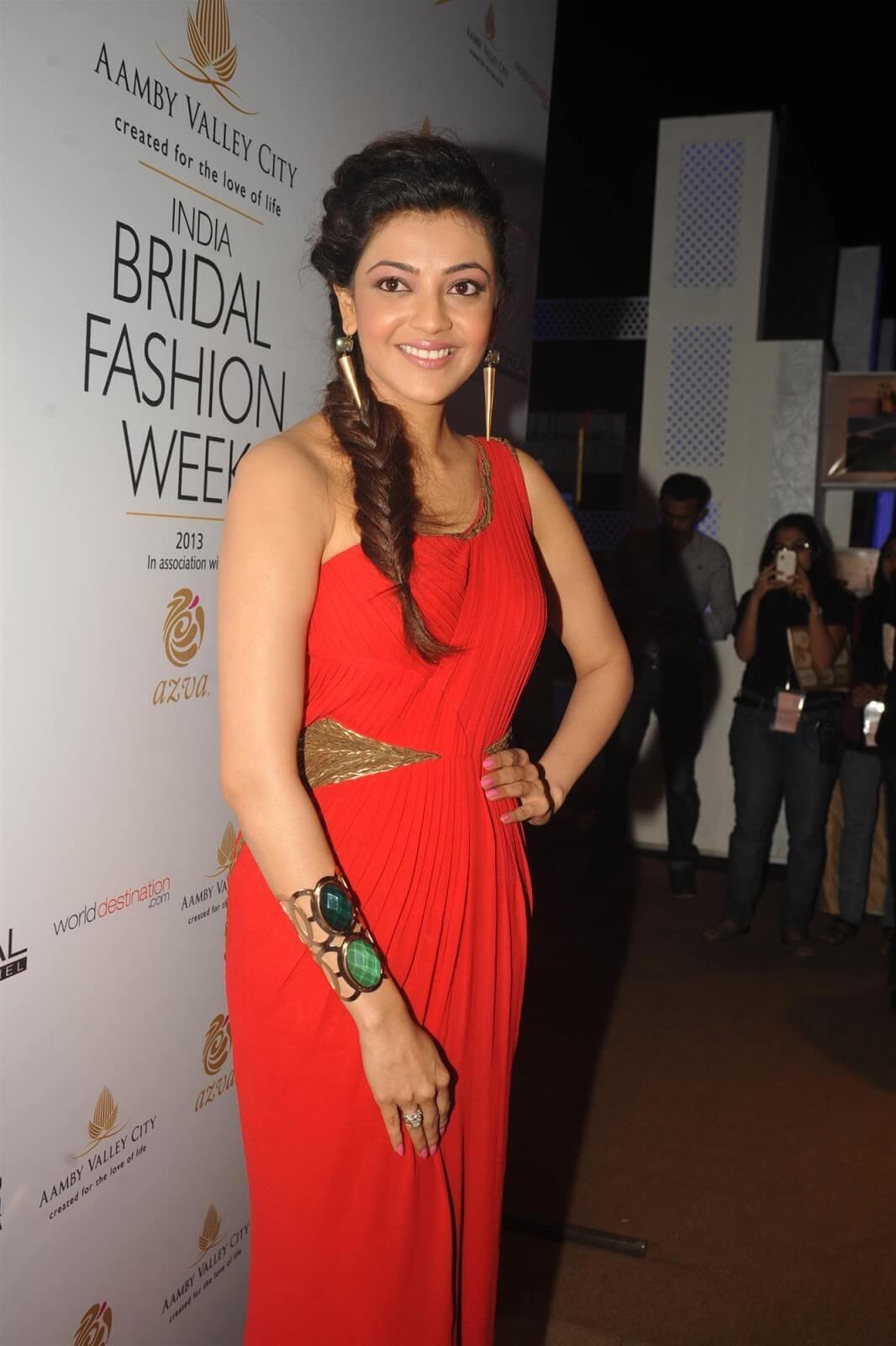 Actress Kajal Agarwal New Stills At Event