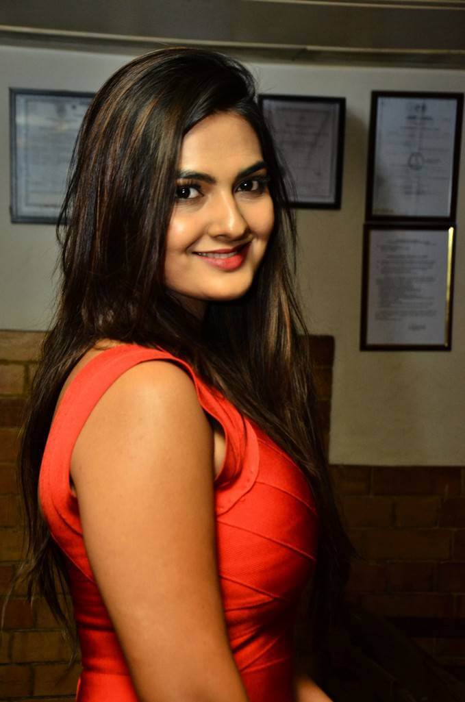 Neha Deshpande At Barbeque Nation Cake Mixing Ceremony