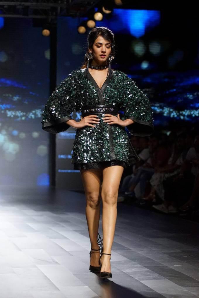 Sonal Chauhan Images At Lakme Fashion Week