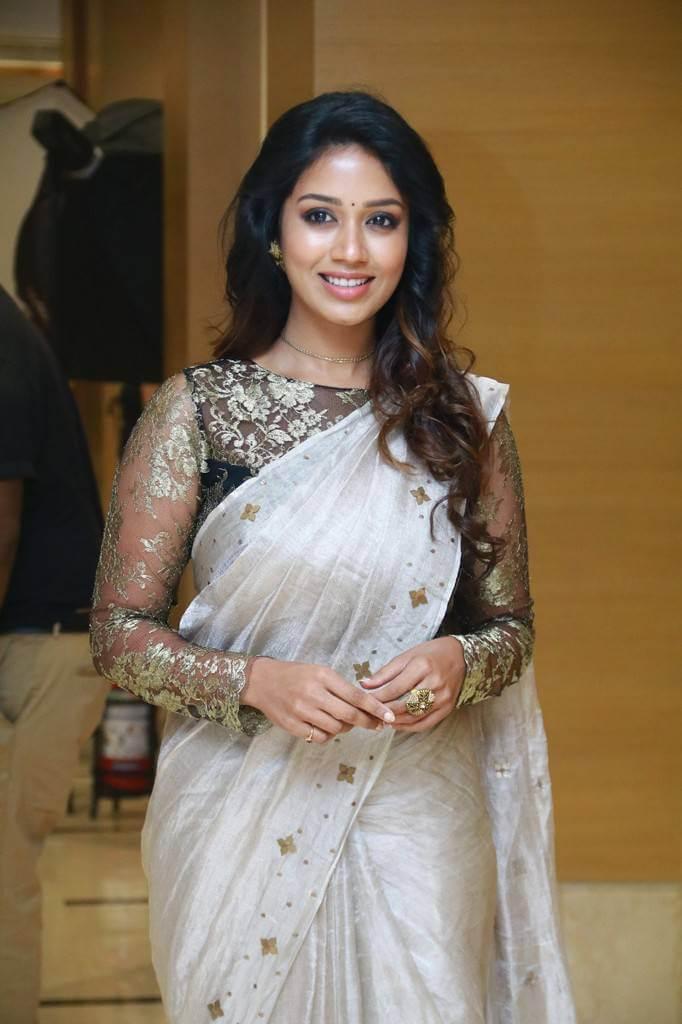 Telugu Actress Nivetha Pethuraj Hot Looking Photos In -1295