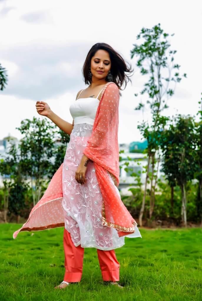 Anasuya BharadwajLatest Photos