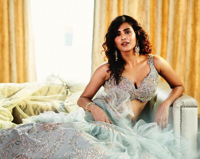 Hot Photoshoot Images Of Hebah Patel