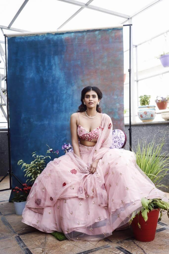 Hebah Patel Latest Shoot Pics