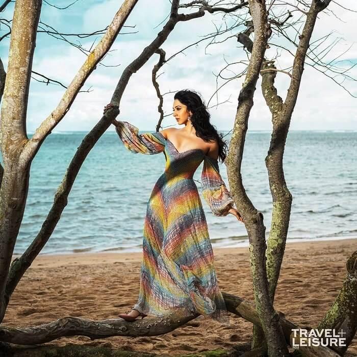 Kiara Advani Magazine Shoot Pics