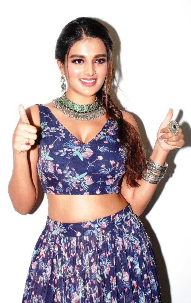 Nidhhi Agerwal Latest Movie Images