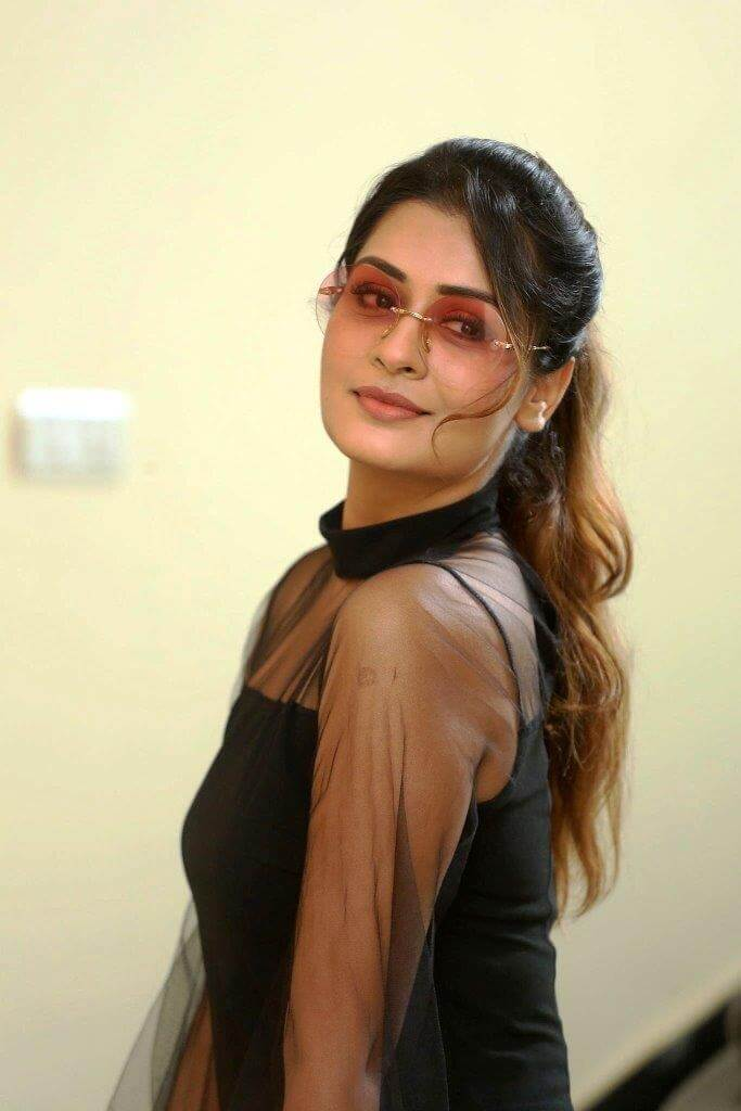 Payal Rajput In RDX Love Movie