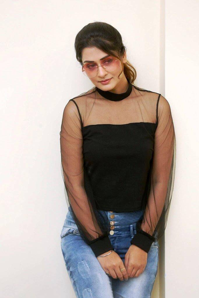 Payal Rajput RDX Love Movie Images