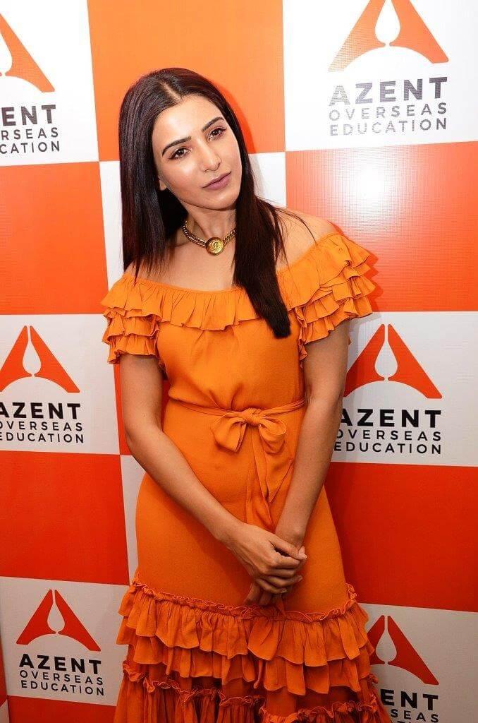 Samantha At Azent Overseas Education