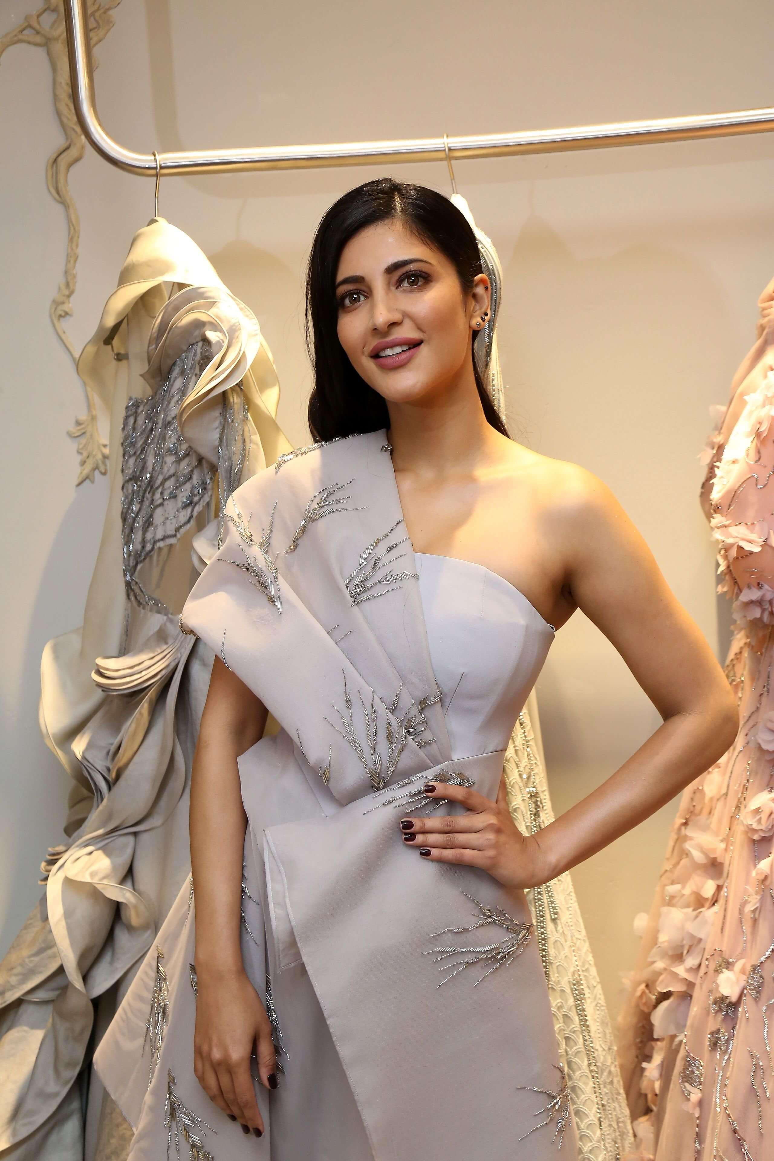 Shruti Haasan launching designer store