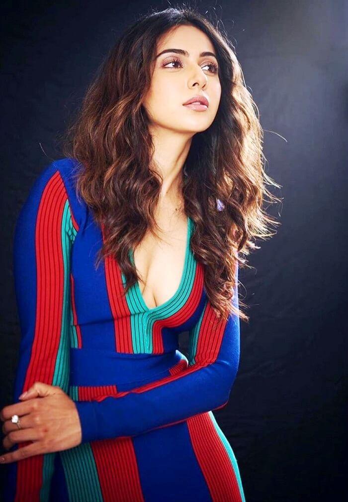Bollywood Beauty Rakul Preet Singh