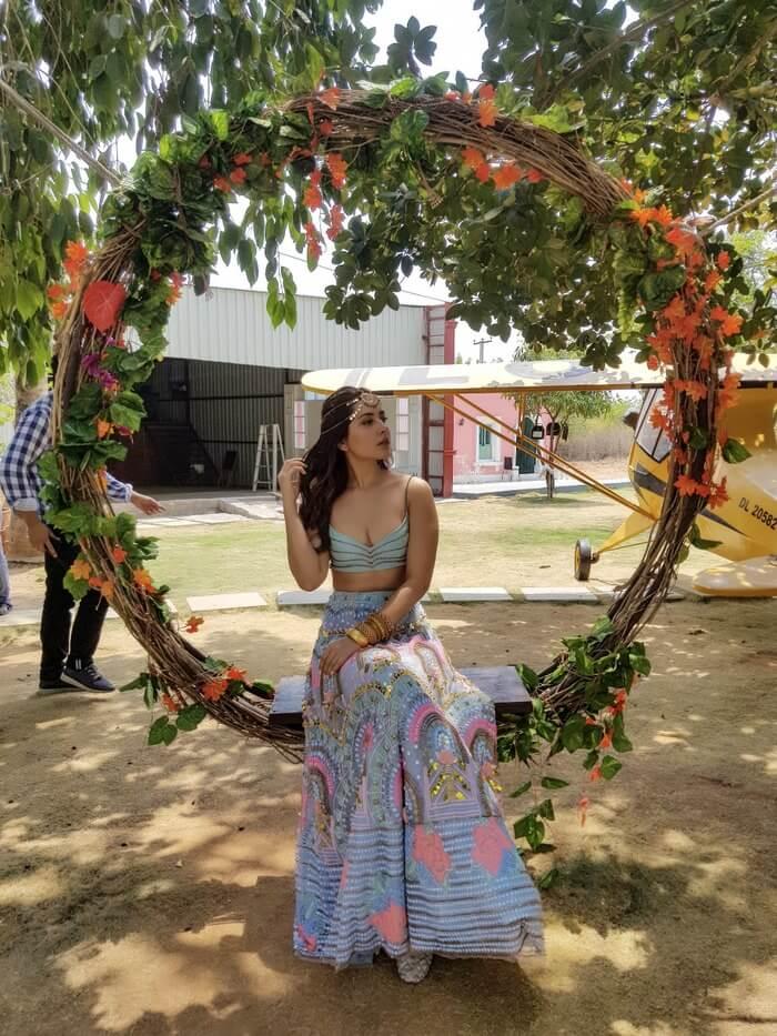 Rashi Khanna Latest Movie Stills