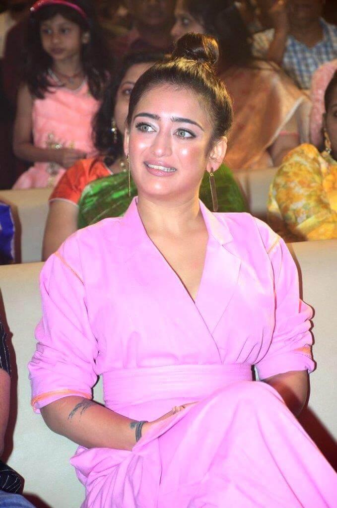 Actress Akshara Hassan