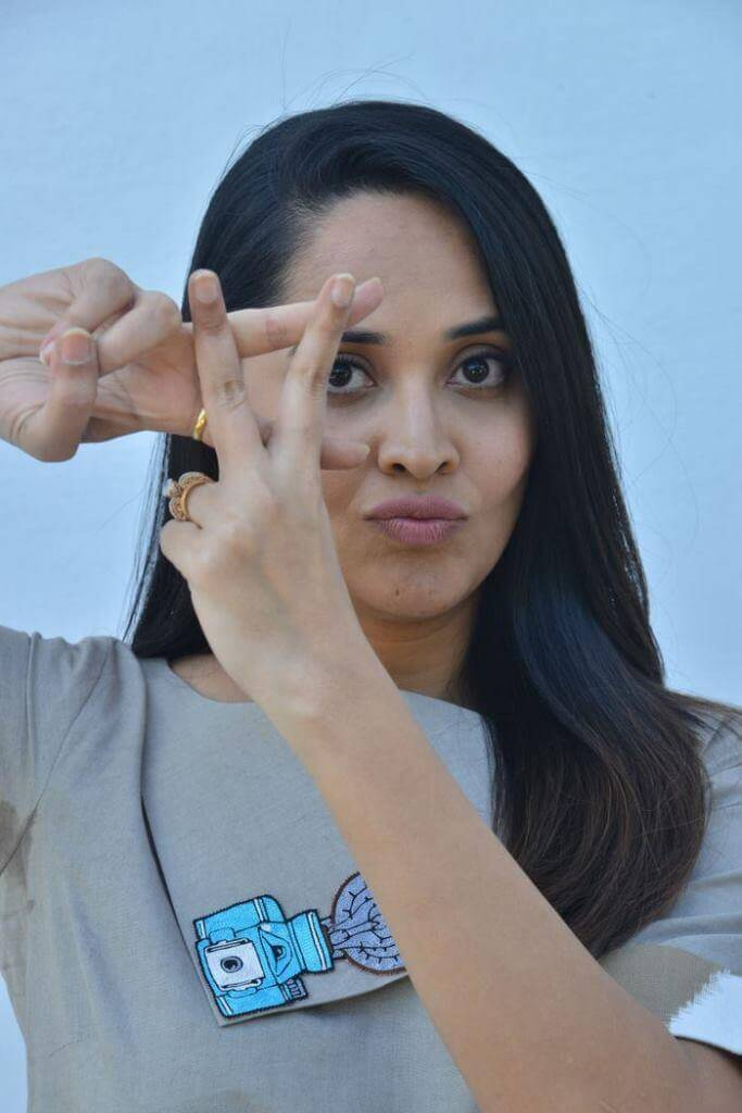 Anasuya Bharadwaj Exclusive Photos Album