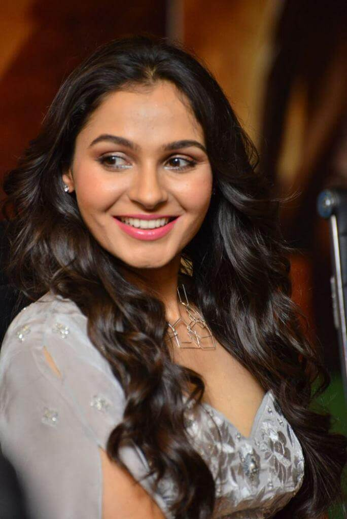 Andrea Jeremiah Latest Stills From Vishwaroopam 2 Audio