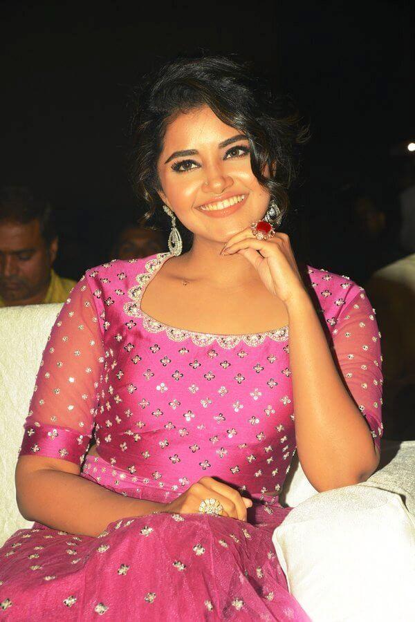 Actress Anupama Parameswaran