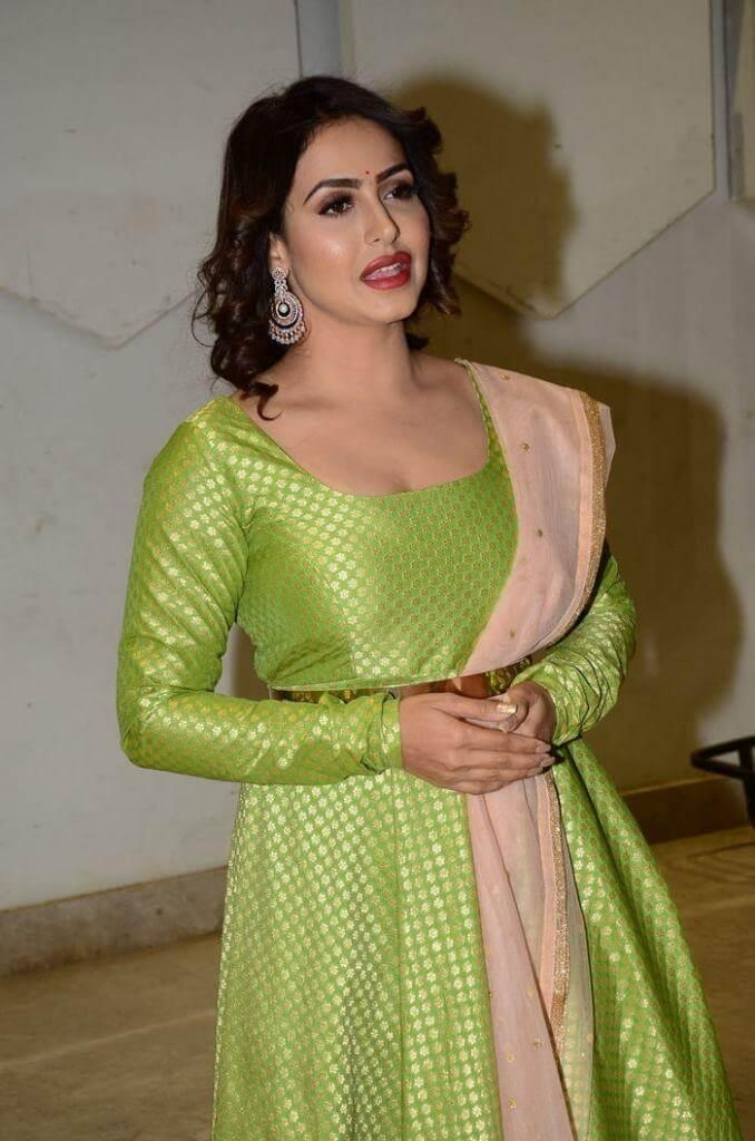 Actress Nandini Rai