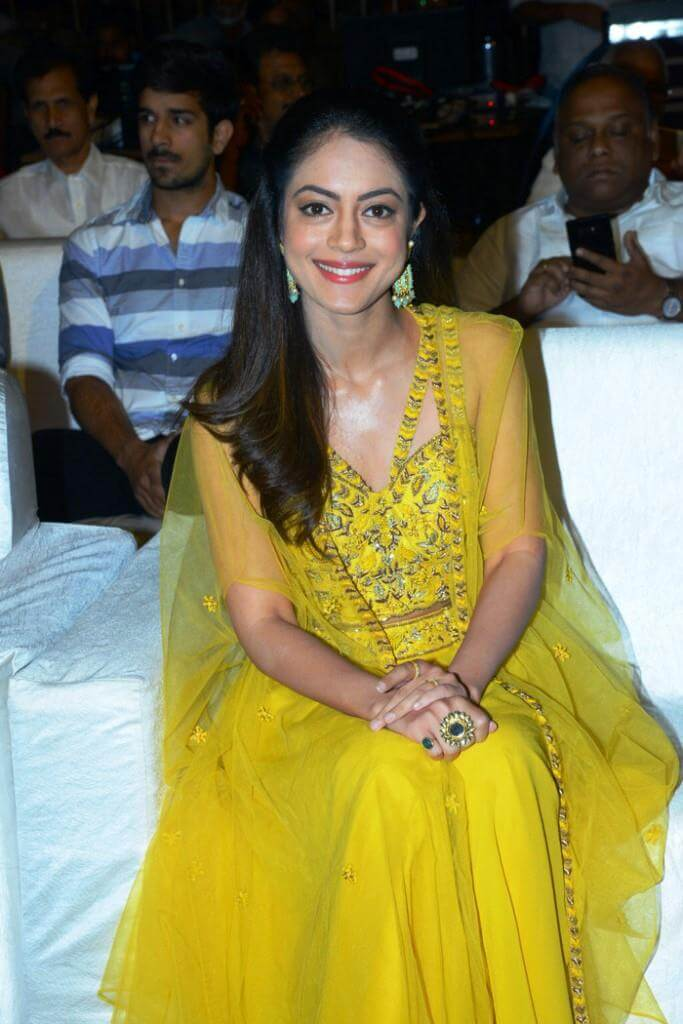 Anya Singh Spotted In the Yellow Dress