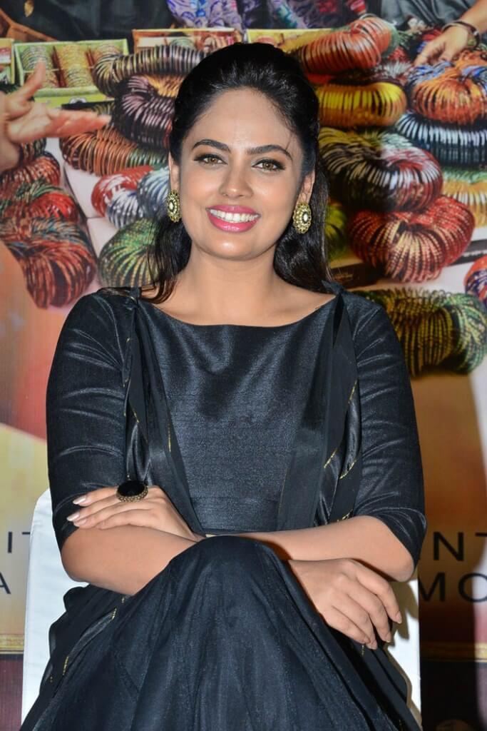 Actress Nanditha Swetha