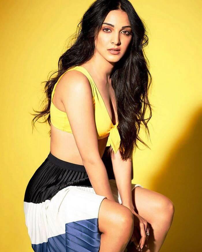 Bharat Ane Nenu Movie Heroine
