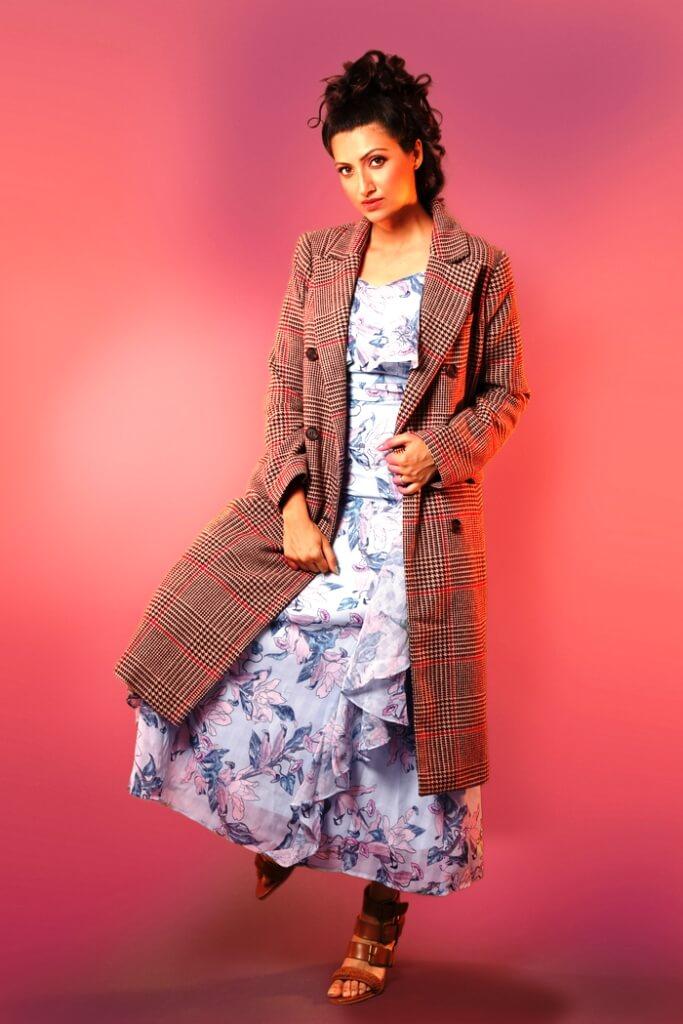 Actress Hamsa Nandini
