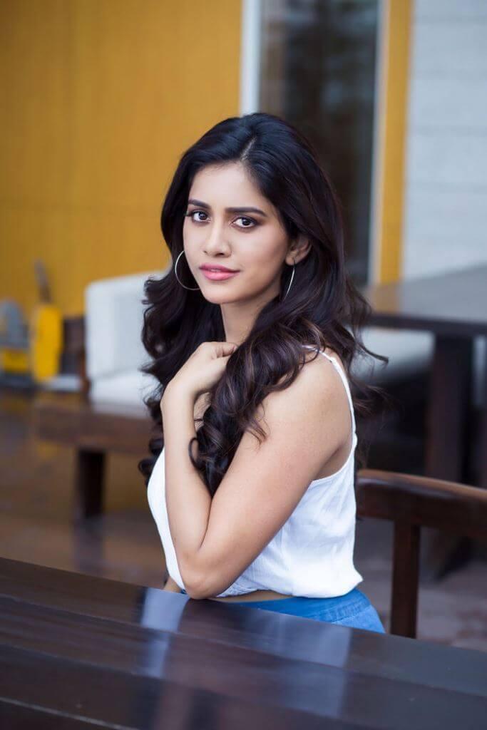 Hot Beauty Nabha Natesh Photoshoot Pics